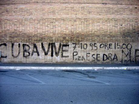 Cuba vive accanto ai morti