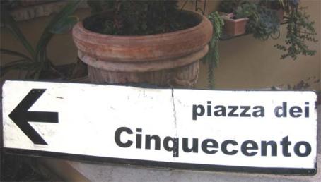 Piazza deicinquecento