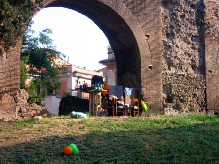 Roma -accampamenti