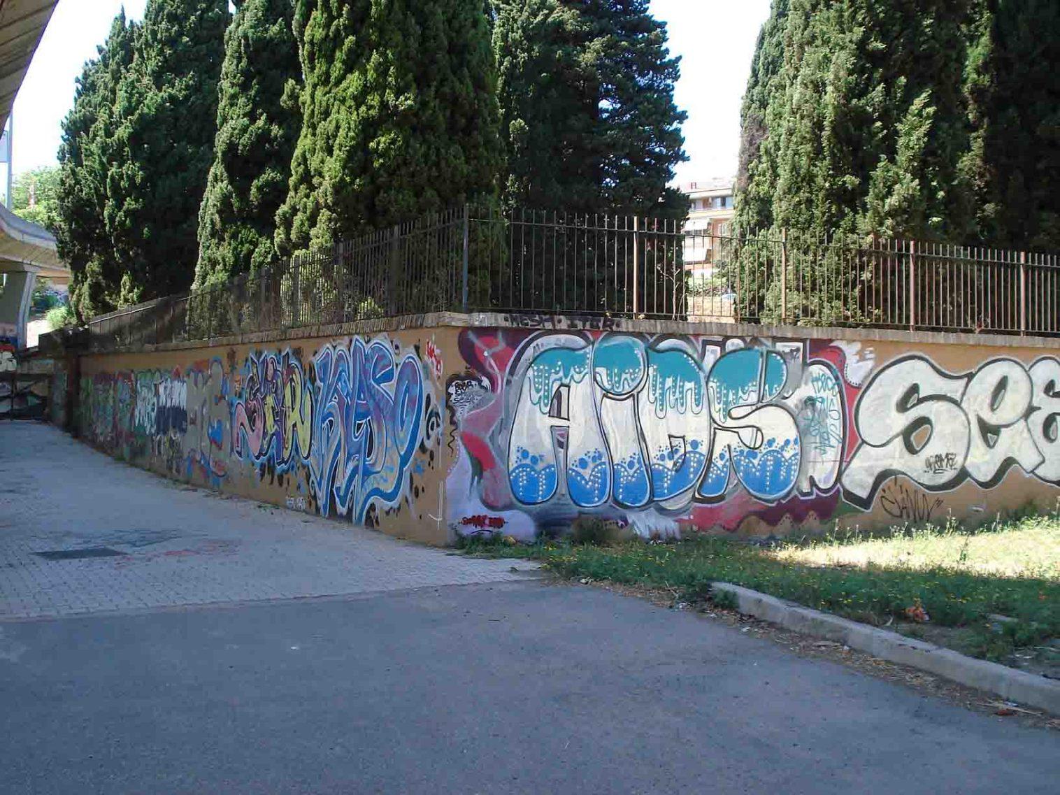 Cimitero -Parrocchietta