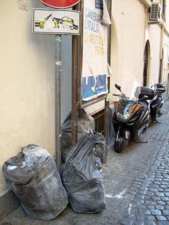 ViaZucchelli (pressi  Via Sistina)