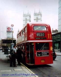 Bus aLondra