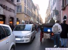 Traffico in ViaCondotti
