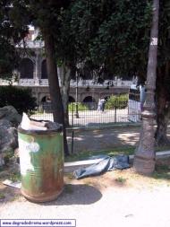 Porta rifiuti