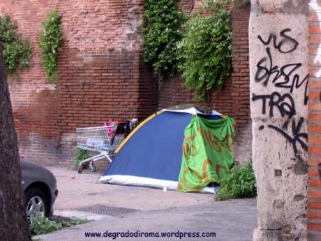 Camping romano
