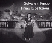 Anna Magnani fiorista del Pincio - Firma la petizione per salvare il Pincio
